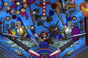 Free pinball games download.